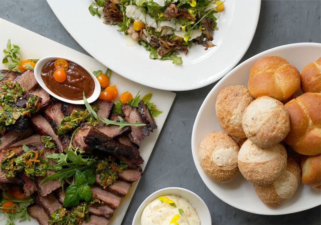 Family-Style Specials Full Spread