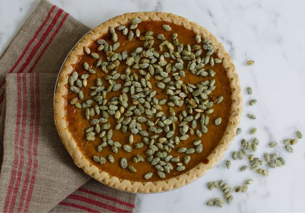 TPG Pumpkin Pie