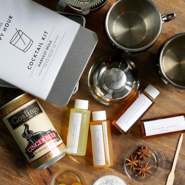 Harvest Mule Cocktail Kit